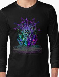 Cyan Conciousness Long Sleeve T-Shirt