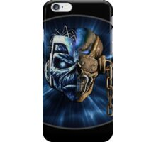 Heavy Metal Two-Face iPhone Case/Skin