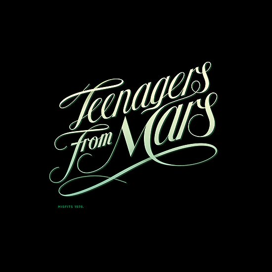 Teenagers From Mars by Steve Leadbeater