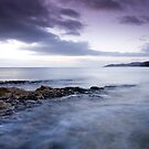 Soft Dawn, Blackmans Bay by James Nielsen