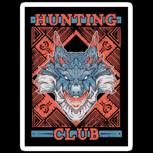 Hunting Club: Lagiacrus by MeleeNinja