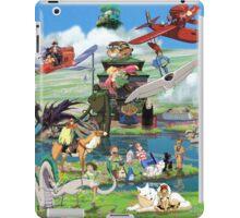 Studio Ghibli Family iPad Case/Skin