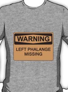 Left Phalange T-Shirt