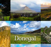 Donegal, Ireland Sticker