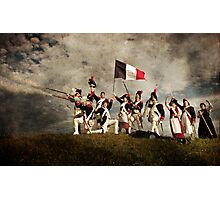 Victorious Photographic Print
