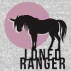 Loned Ranger by D's  Art