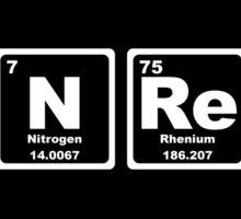 Unreal - Periodic Table Sticker