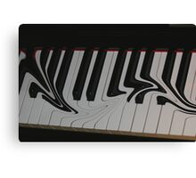 Stiletto Keys Canvas Print