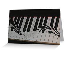 Stiletto Keys Greeting Card