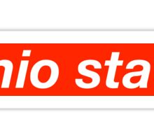 Ohio State Supreme Sticker
