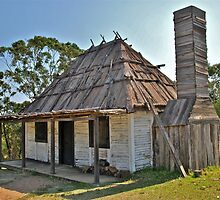 History and Charm. by Julie  White