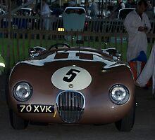 Jaguar C-type by marc melander