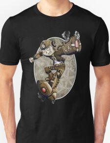 Steampunk Mega Man T-Shirt
