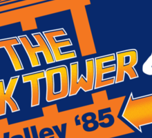 Save The Clock Tower - Sticker Sticker