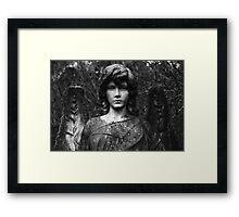 Logie Angel Framed Print