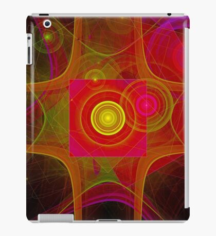 Illumination iPad Case/Skin
