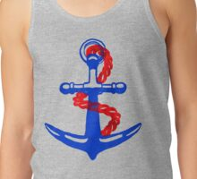 So why were you so anchorless?  Tank Top