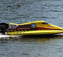 UHPBC | Power Boat Spectacular 2011 | Matt Smith by Bill Fonseca