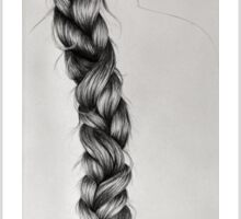 braid Sticker