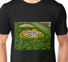 Parsley Power with a touch of Poppies  Unisex T-Shirt