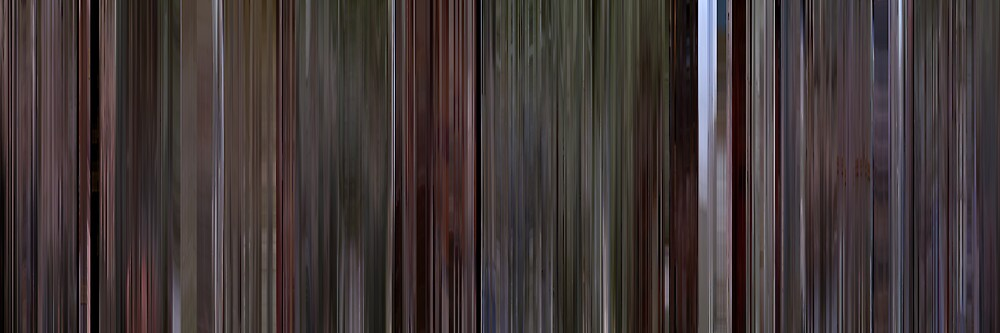 Moviebarcode: Reservoir Dogs (1992) by moviebarcode
