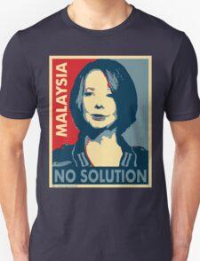 Julia Gillard - No solution  T-Shirt