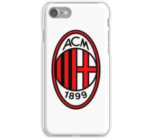 A.C. Milan iPhone Case/Skin