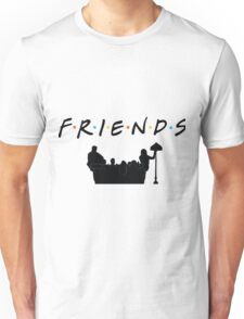 Friends TV Show  Unisex T-Shirt