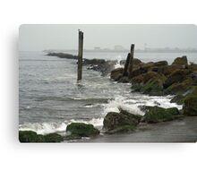 Damon Point State Park, Ocean Shores, Washington Canvas Print