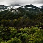 Mt Beauty Hillscape by morealtitude