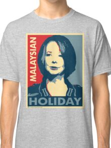 Julia's Malaysian Holiday Classic T-Shirt