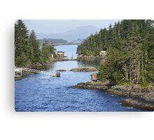 Sitka - Alaska Canvas Print