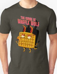 The Curse Of The Waffle Wolf! T-Shirt