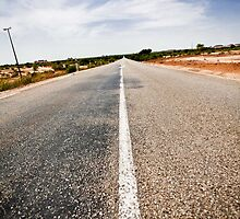Niger Highway by morealtitude
