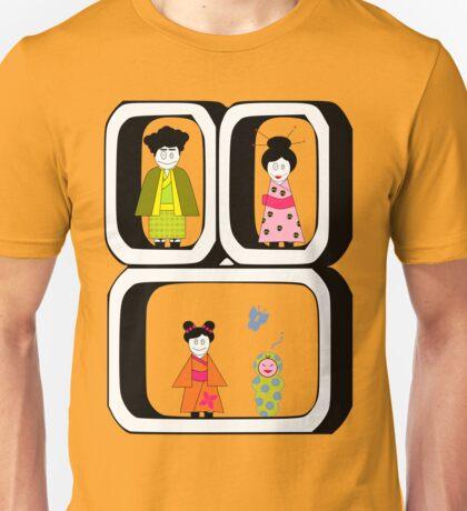 ★ Japanese Family - Japan Spirit Dolls ★ Unisex T-Shirt