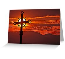 Risen Again  Greeting Card