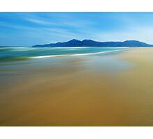 Stunning Shore Photographic Print
