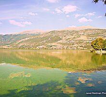 Ioannina lake Greece by fruitcake