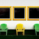 Window Seats by Elisabeth van Eyken
