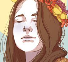 Amy Dyer: The Beautiful Genius Sticker