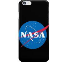 Vintage Style NASA t-Shirt iPhone Case/Skin
