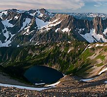 Sahale Arm - North Cascades N. P. by Mark Heller