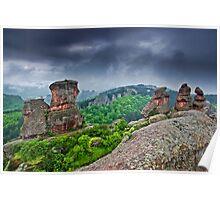 Belogradchik Rocks, Bulgaria Poster