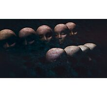 Lost Souls Photographic Print