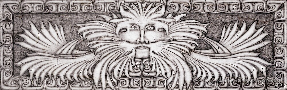 Aztec Guardian 2 by Diane Johnson-Mosley