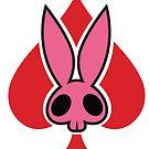 Red Spades by mini-niji