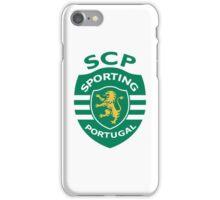 Sporting Clube de Portugal iPhone Case/Skin