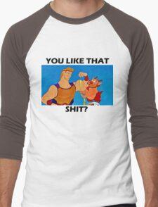 Hercules Flex Men's Baseball ¾ T-Shirt