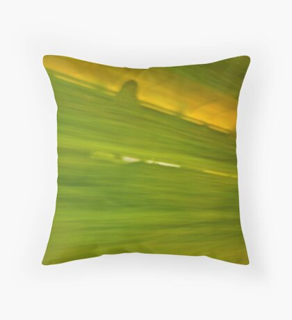 Digital Nature Series 2 Throw Pillow
