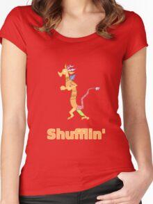 Every Day im Shufflin' Women's Fitted Scoop T-Shirt